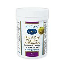 BioCare One A Day Vitamins and Minerals 30