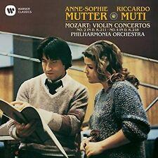 Anne-Sophie Mutter - Mozart: Violin Concerto No. 2 & 4 [New CD] Japan - Import