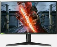 LG 27GL83A 27'' INCH UHD HDR IPS GAMING MONITOR - BLACK - BRAND NEW SEALED