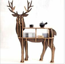 Reindeer modern desk  coffee table solid wooden home furniture FSC-certified