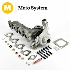 Turbolader 802418-5001S 1S4Q6K682AL Ford Focus I 1.8 TDCi 74 kW 85kW 101PS 115PS