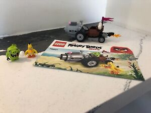 LEGO angry birds movie
