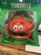 "Tomato head Fortnite Loot Foam Squishy 5"" Toy Sold Out"