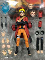 Anime Naruto Uzumaki Naruto PVC Figure Model 14cm New