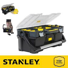 "Stanley STA170317 Tool Box Tote + Removable Organiser 19"" Inch STST1-70317 New"