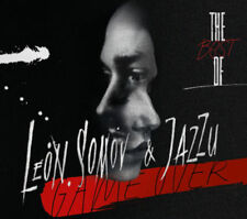 Leon Somov & Jazzu - Game Over (The Best Of) CD NEW!