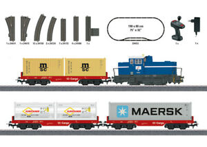 """Märklin 29453 Märklin Start up - Startpackung """"Containerzug"""" Neuware"""