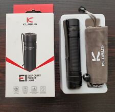 Klarus E1 Deep Carry Light EDC