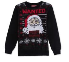 Psycho Sweatshirt JH030-Pull Sweater Cool Slogan Drôle Halloween
