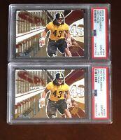 2003 Troy Polamalu SPx #184 SPECTRUM RC PSA 10 POP 2 GET BOTH!! Steelers HOF /50