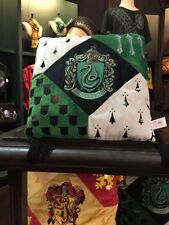 Universal Studios Wizarding World of Harry Potter Slytherin Pillow New w Tags