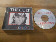 CD Gothic The Cult - Ceremony (11 Song) BEGGARS BANQUET jc