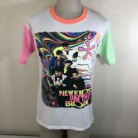 VTG 90s New Kids on the Block KNOTB Winterland Express Tour Concert T Shirt M/L