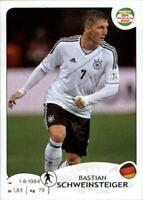 2013 Panini Road to FIFA World Cup Brazil Stickers #49 Bastian Schweinsteiger