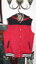 SPRINGFIELD CLASSIC Vest Red / Black Mens 2X Large New with Tags