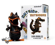 """Lava Bubbles - Kidrobot Joe Ledbetter Outsiders Mini Series 3"""" Vinyl Figure JLED"""