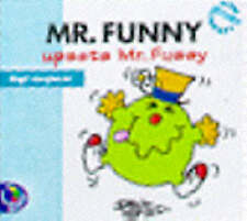 Mr. Funny Upsets Mr.Fussy by Roger Hargreaves (Paperback, 1998)