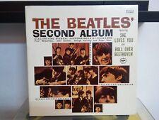 The Beatles – The Beatles' Second Album, LP, Apple Records – AP-80012, Japan