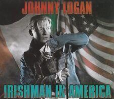 Johnny Logan - Irishman In America (2009) | NEW & SEALED CD (Irish Country Pop)