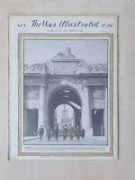 WAR ILLUSTRATED No 192 OCTOBER 27th 1944 SHERWOOD RANGERS FIRST TO ENTER GERMANY