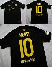 LEO MESSI #10 FC BARCELONA away jersey shirt NIKE 2011-2012 BARCA adult SIZE M