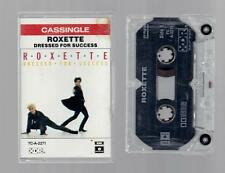 Roxette: Dressed for Success - Cassette Tape - Cassingle, 1989