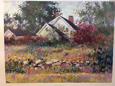 Limited Edition Print by C. James Frazier - 'Windham Morning' 882/950