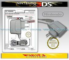 Original Nintendo Dsi 3Ds 2Ds Netzteil / Trafo / Kabel / Ac - Adapter Neu/Ovp