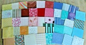 Craft Bundle of 200 Sheets of 6x6 Scrapbooking Paper * Brand New