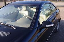 Understatement gefällig: Mercedes CLK 320 (W209) LPG aus 2002 wg. Hobbywechsels