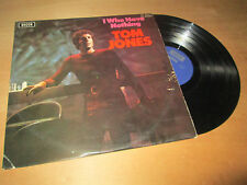 TOM JONES i who have nothing POP ROCK DECCA BELGIUM Lp 1970