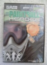 20397 - Paintball Heroes [NEW / SEALED] - PC (2001) Windows XP