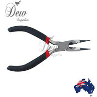 Round nose pliers beading jewellery making tools wire cutters combo tool supply