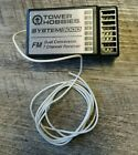 Used. Tower Hobbies System 3000 FM Duel Conversion Receiver. Crystal 37