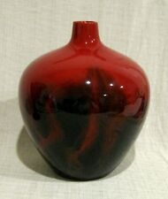 "Royal Doulton 9 1/2"" Flambe Vase # 1616"