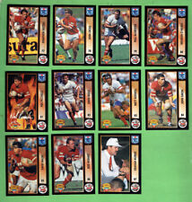1994 SERIES 1 RUGBY LEAGUE CARDS - ILLAWARRA STEELERS
