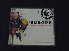 EUROPE CD ALMOST UNPLUGGED