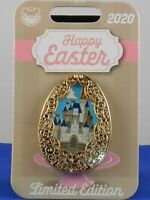 Disney World HAPPY EASTER 2020 Golden Egg Cinderella Castle LE 3000 Trading Pin