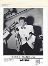 BARRY MANILOW – Singing with the Big Bands 1994 PRESS KIT +PHOTO
