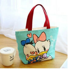 Diney Donald Duck daisy lunch bag storage handbag tote bags anime bag new