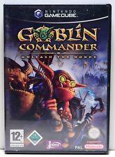 Nintendo GameCube - Goblin Commander - Jaleco 2004 - Komplett! (A73)