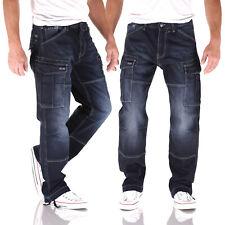 Big Seven Brian SLC Cargo Comfort Fit Herren Jeans Hose