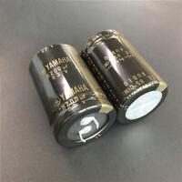 2pcs 8200uF 63V 30X45mm Nichicon For YAMAHA 63V8200UF HiFi Audio Capacitor