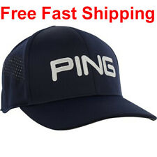 Golf Ping Vp Performance navy Hats Cap Fast Free Shipping one size fits all