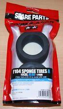 Tamiya 51385 F104 Neumáticos De Esponja/Neumáticos un (4435, posterior) 1 par (F104 Pro/F104X1) nuevo en paquete