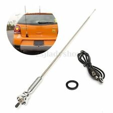 Universal Auto Car VAN Roof Fender Booster Antenna FM & AM Radio Aerial Extended