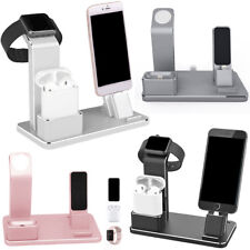 Station Dock Support Station D'Accueil Pour Airpods Apple Watch Iphone