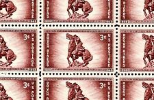 1948 - ROUGH RIDERS - #973 Full Mint -MNH- Sheet of 50 Postage Stamps