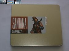 Santana - Greatest hits  - CD 2008 - STEEL BOX - S/S