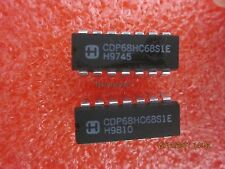 CDP68HC68S1E {68HC68 } Serial Multiplexed Bus Interface IC